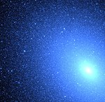 Utraviolet Light Source in an Old Galaxy (9464531619).jpg