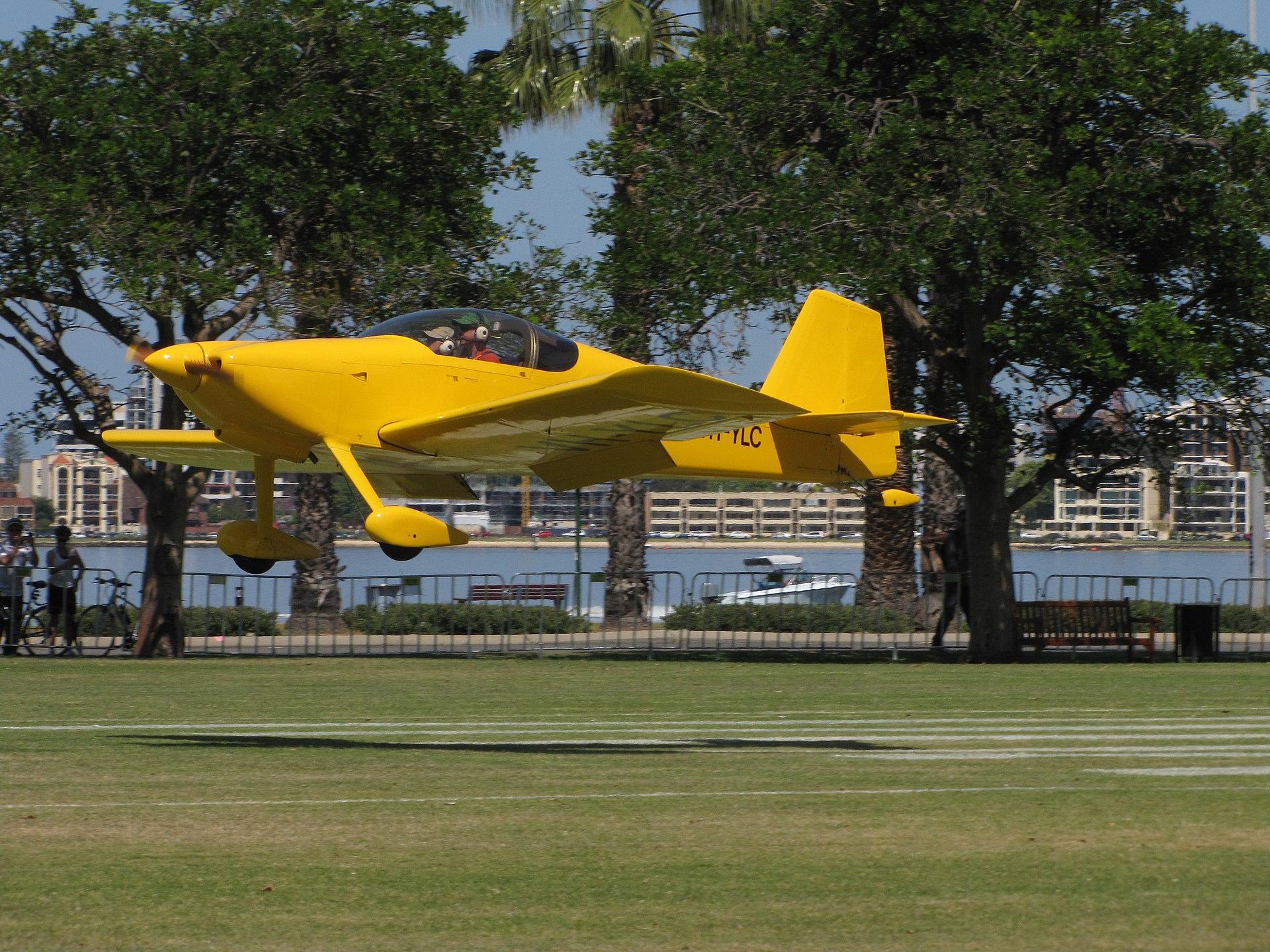 Van S Aircraft Rv 6 Wikipedia