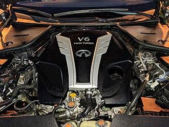 Infiniti Q50 - Infiniti Q50 VR30DDTT engine