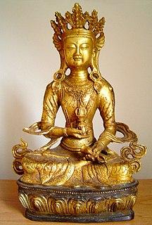 deity in Buddhism