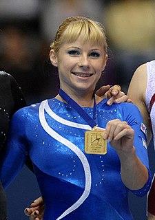 Valeria Maksyuta Israeli artistic gymnast