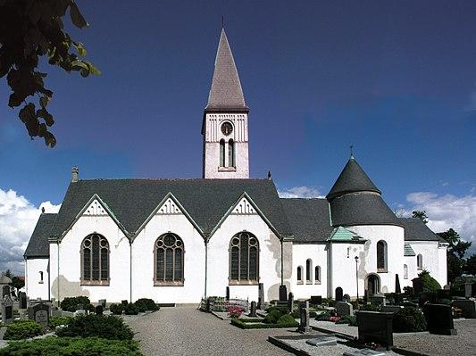 Valleberga Church