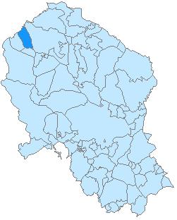 Valsequillo-mapa