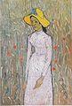 Van Gogh - Junges Mädchen, vor einem Weizenfeld stehend.jpeg