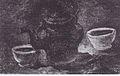 Van Gogh - Stillleben mit Kaffeekanne und zwei Bechern.jpeg