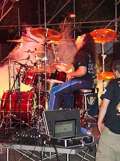 Van Williams (musician) American drummer