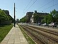 Varšava, Śródmieście, ulica Generala Władysława Andersa.JPG