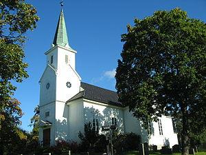 Varteig - Varteig Church