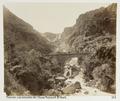 Vattenfallen i Oued Mefrouch El Ourit, Tlemcen, Algeriet - Hallwylska museet - 107977.tif