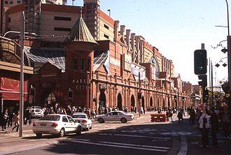 Chinatown, Sydney - Market City