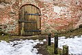 Veliky Novgorod Detinets - Knyagaya Tower Door.jpg