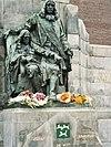 foto van Standbeeld gebroeders De Witt