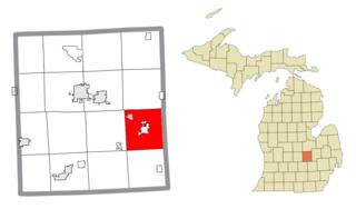 Vernon Township, Shiawassee County, Michigan Civil township in Michigan, United States