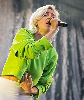 Veronica Maggio Swedish singer