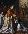 """Vicente Carducho, """"Ordenación y primera misa de san Juan de Mata"""".jpg"""
