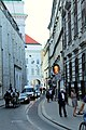 Vienna, city, the Augustinerstraße.JPG