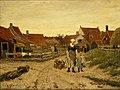 View of Scheveningen by Bernardus Johannes Blommers Centraal Museum 10134 b.jpg