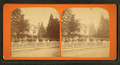 View of a home with a large group of women in front, by Woodward & Son.png