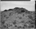 View of site towards south - Upper Kin Klizhin, Kin Klizhin Wash, Crownpoint, McKinley County, NM HABS NM,16-CROPO.V,3-4.tif
