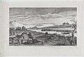 View of the Madrid Castle, near Paris MET DP874443.jpg