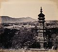View of the Pagoda at The Imperial Summer Palace, Beijing Wellcome V0037635.jpg