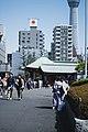 Views in April 2019 around the Buddhist temple Sensō-ji in Asakusa, Tokyo, Japan 21.jpg