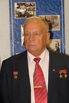 В. В. Горбатко в Вологде (2011)