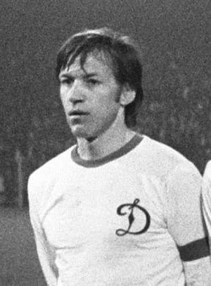 Viktor Kolotov - Viktor Kolotov in 1975