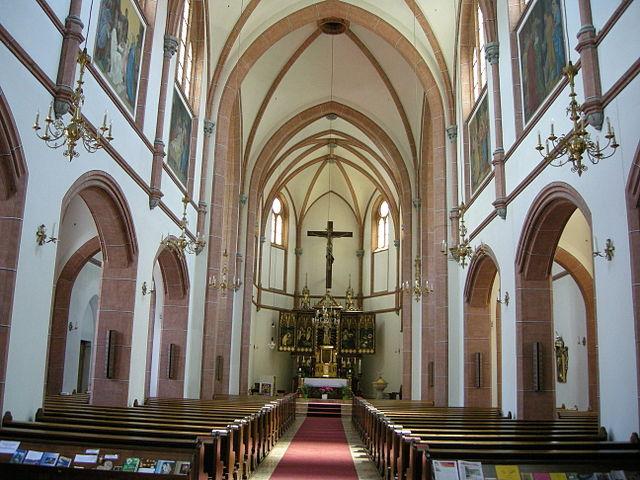 Nikolaikirche Villach