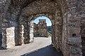 Villach Landskron Schlossbergweg 30 Burgruine Süd-Torbau Innen-Ansicht 25102018 5161.jpg