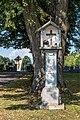 Villach Wernberg II St. Ulrich Lindenplatz Bildstock Ost-Ansicht 06092018 4557.jpg