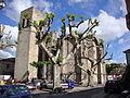 Villemagne-l'Argentière (Hérault, Fr) église.JPG