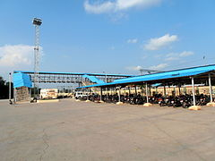 Viluppuram Railway Junction Parking.jpg