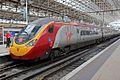 "Virgin Class 390, 390103 ""Virgin Hero"", platform 7, Manchester Piccadilly railway station (geograph 4512042).jpg"