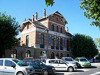 Viroflay gare de Chaville-Vélizy.JPG
