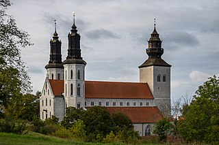 Visby Cathedral Swedish cathedral
