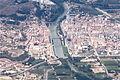 Vista aèria del centre històric de Balaguer.JPG
