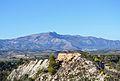 Vista cap al Montcabrer i Cocentaina des de Benasau.JPG