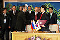 Vladimir Putin at APEC Summit in South Korea 18-19 November 2005-12.jpg