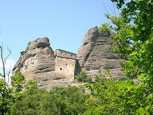 Rock castle - Castello della Pietra, Liguria