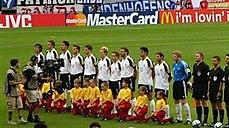 1850 год немецкий футбольный клуб