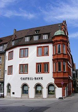 Furstlich Castell Sche Bank Wikipedia