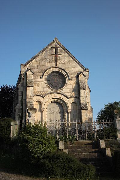 Chapelle Saint-Joseph, Fr-49-Denée.