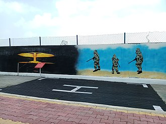 Helipad - Portable Helipad At Bhopal M.P. India
