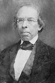 William Upham United States Senator from Vermont