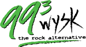 WVBX - Logo used for WYSK-FM from March 4, 2002 to January 7, 2008.