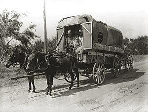 Wagner (surname) - Image: Wagon
