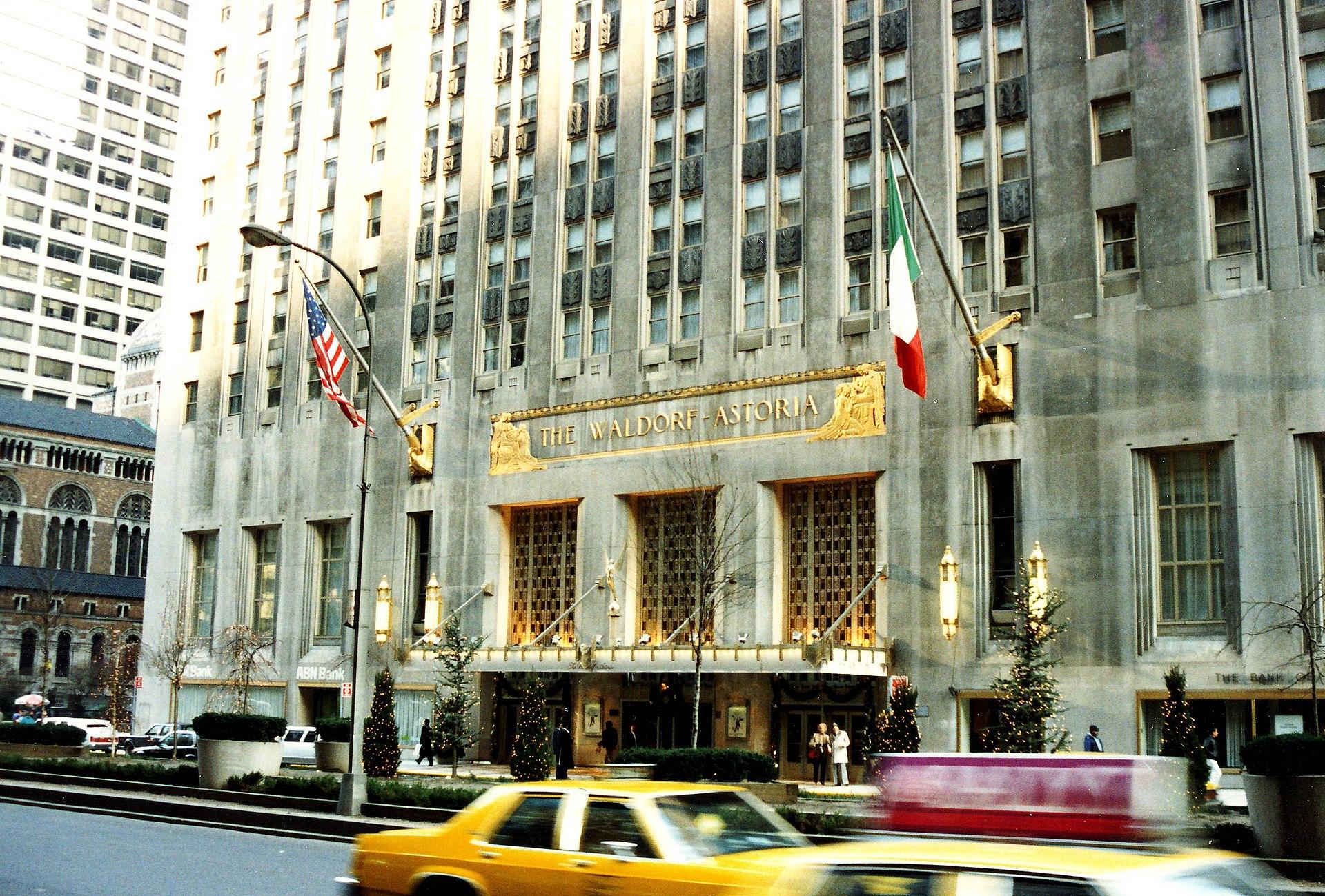 Plaza Hotel New York Booking