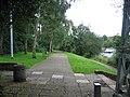Walkway along the River Dee - geograph.org.uk - 499470.jpg