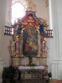 Wallfahrtskirche Steinhausen Altar Joseph.jpg